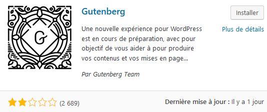 Notation Gutenberg